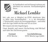 Michael Lembke