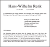 Hans-wilhelm Renk