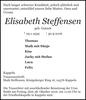Elisabeth Steffensen