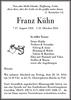 Franz Kühn