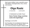 Olga Raatz