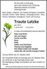 Traute Latzke