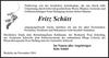 Fritz Schütt