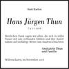 Hans Jürgen Thun