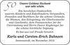 Karla Und Carsten-Erich Bahnsen