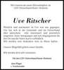 Uve Ritscher