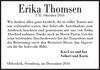 Erika Thomsen