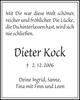 Dieter Kock
