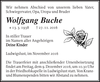 Wolfgang Buche