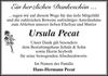 Ursula Pecat