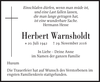 Herbert Warnsholdt