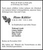 Hans Kähler