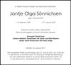 Jantje Olga Sönnichsen