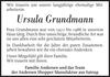 Ursula Grundmann