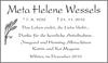 Meta Helene Wessels
