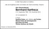 Bernhard Kartheus