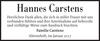 Hannes Carstens