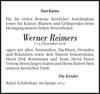Werner Reimers