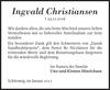 Ingvald Christiansen