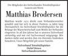 Matthias Brodersen