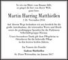 Martin Harring Matthießen