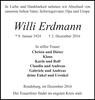 Willi Erdmann