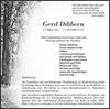 Gerd Dibbern