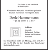 Dorle Hammermann