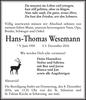 Hans-Thomas Wesemann