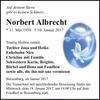 Norbert Albrecht