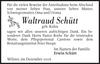 Waltraud Schütt