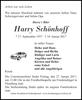 Harry Schönhoff