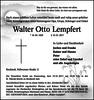 Walter Otto Lempfert