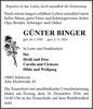 Günter Binger