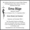 Erna Büge
