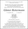 Günter Bettermann