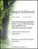 Jürgen Kalkhorst