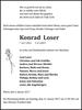 Konrad Loser