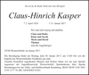 Claus-Hinrich Kasper
