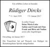 Rüdiger Dircks