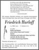 Friedrich Harloff