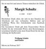 Margit Schultz