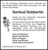 Gertrud Dobbertin
