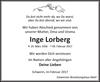 Inge Lorberg