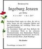 Ingeburg Jenzen