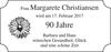 Margarete Christiansen