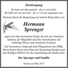 Hermann Sprenger
