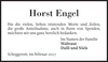 Horst Engel