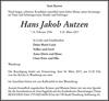 Hans Jakob Autzen