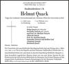 Helmut Quack